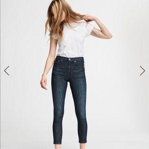 Rag & Bone Jeans   HighRise Ankle Skinny   Size 25